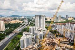Kuala Lumpur landskap Royaltyfri Foto