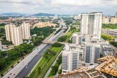 Kuala Lumpur landskap Royaltyfri Bild