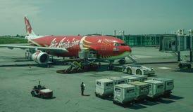 Kuala Lumpur lotnisko międzynarodowe KLIA Obraz Royalty Free