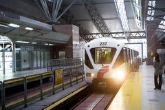 Kuala Lumpur LRT Royalty Free Stock Photo