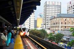 Kuala Lumpur LRT Stock Photography