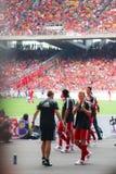 Giro asiatico 2011 di Liverpool Fotografia Stock Libera da Diritti