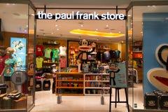 KUALA LUMPUR, MALÁSIA - 27 DE SETEMBRO: a loja da franquia de Paul em Suria S fotografia de stock royalty free