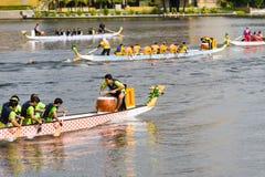 KUALA LUMPUR, MALAISIE, Dragon Boat Festival Photographie stock