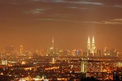 Kuala Lumpur Malasia fotografía de archivo libre de regalías