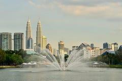 Kuala Lumpur, Malasia Foto de archivo libre de regalías