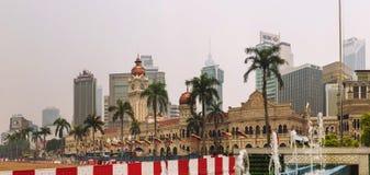 KUALA LUMPUR MALASIA - 13 de marzo de 2014 sultán Fotografía de archivo libre de regalías