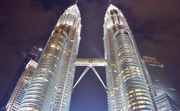Kuala Lumpur, Malasia - 3 de noviembre de 2017: Parque de KLCC Imágenes de archivo libres de regalías