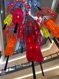 KUALA LUMPUR, MALASIA febrero de 2018:- el Año Nuevo chino es Fotos de archivo
