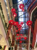 KUALA LUMPUR, MALASIA febrero de 2018:- el Año Nuevo chino es Foto de archivo libre de regalías
