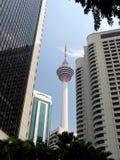 Kuala Lumpur, Malaysia. (KL Tower Royalty Free Stock Images