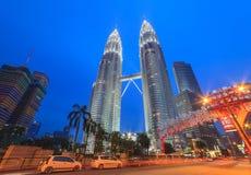 Kuala Lumpur - Malaysia Royalty Free Stock Photos