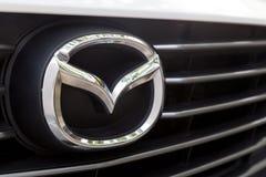 KUALA LUMPUR, MALAYSIA - 12. August 2017: Mazda Motor Corporatio Lizenzfreies Stockfoto