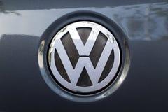 KUALA LUMPUR, MALAYSIA - 12. August 2017: Volkswagen ist ein Deutsches Stockbilder
