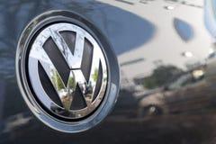 KUALA LUMPUR, MALAYSIA - 12. August 2017: Volkswagen ist ein Deutsches Stockfoto