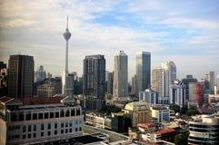 Kuala Lumpur Malaysia City View Imagem de Stock