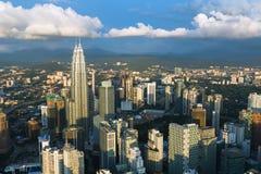Kuala Lumpur, Malaysia Stock Photos