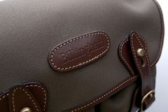 Close up of Billingham Hadley small shoulder bag Stock Photo