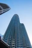 KUALA LUMPUR, MALAYSIA - 29. FEBRUAR: Ansicht von unten von einer des Haustieres Lizenzfreie Stockfotos