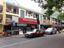 Kuala Lumpur Malaysia, Jalan Alor Stock Photography