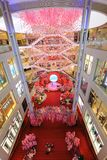 KUALA LUMPUR, MALAYSIA 25. JANUAR 2018: - Pavillon-Mall, Bukit Lizenzfreie Stockbilder