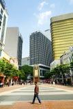 KUALA LUMPUR,MALAYSIA - JANUARY 10, 2017 - Architecture of Kuala Lumpur, Malaysia, Asia Royalty Free Stock Image