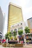 KUALA LUMPUR,MALAYSIA - JANUARY 10, 2017 - Architecture of Kuala Lumpur, Malaysia, Asia Royalty Free Stock Photography