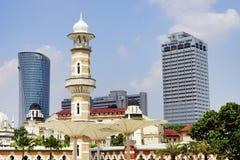 KUALA LUMPUR,MALAYSIA - JANUARY 10, 2017 - Architecture of Kuala Lumpur, Malaysia, Asia Royalty Free Stock Images