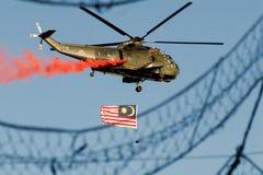 Kuala Lumpur Malaysia, Merdeka ståtar arkivbilder
