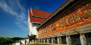 Kuala Lumpur malaysia museumnational arkivfoto