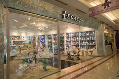 KUALA LUMPUR, MALAYSIA - SEP 27: LEGACY shop in Suria Shopping M Royalty Free Stock Photography