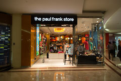 KUALA LUMPUR, MALAYSIA - SEP 27: the paul frank store in Suria S Stock Images
