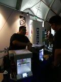 Kuala Lumpur, Malaysia - 16. September 2017 mydigitalmaker ist ein gemeinsames öffentlich-privates Ereignis Stockfotos