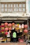 """KUALA LUMPUR, MALEISIË â€ """"23 Januari, de papier-besnoeiingen van 2011 voor het Chinese nieuwe Jaar Royalty-vrije Stock Fotografie"""