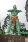 Kuala Lumpur, Maleisië - Augustus 11 2013: Hanuman groene mon Royalty-vrije Stock Fotografie