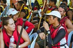 KUALA LUMPUR, MALEISIË, Dragon Boat Festival royalty-vrije stock afbeeldingen