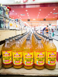 KUALA LUMPUR, MALEISIË, 15 Februari: Organische Apple Cider V van BRAGG Stock Fotografie