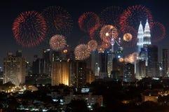 Kuala Lumpur, Malesia Fotografie Stock
