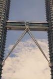 Kuala Lumpur, Malesia, dicembre 18,2013: Torri gemelle di Petronas, Kua Fotografia Stock