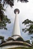 KUALA LUMPUR, MALESIA, IL 16 SETTEMBRE 2017: La torre di chilolitro è il sev Fotografie Stock Libere da Diritti