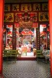 KUALA LUMPUR, MALEZJA LUTY 01, 2018: Grzechu Sze Si Ya świątynia Fotografia Royalty Free