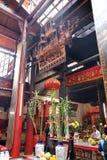 KUALA LUMPUR, MALEZJA SIERPIEŃ 19, 2017: Grzechu Sze Si Ya świątyni wa Fotografia Royalty Free