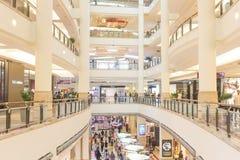 KUALA LUMPUR - March 01, 2015: Suria KLCC in Petronas Twin Tower Royalty Free Stock Image