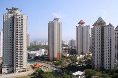 Kuala Lumpur - Mont Kiara Stock Image