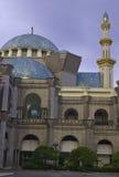 Kuala Lumpur moské Royaltyfri Foto