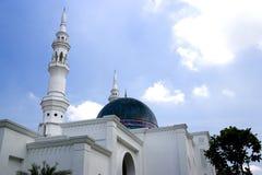 Kuala Lumpur Mosque Royalty Free Stock Photography
