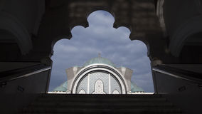 Kuala Lumpur Mosque Citys scape Stock Fotografie