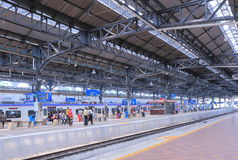 Kuala Lumpur old train station Stock Photography