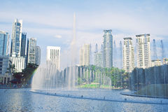 Kuala Lumpur park Stock Photo