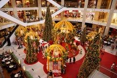 Kuala Lumpur paviljong Royaltyfri Foto